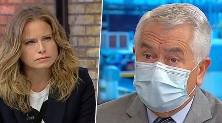"""Doctor Paris: """"Es probable que aumente el colapso en hospitales"""""""