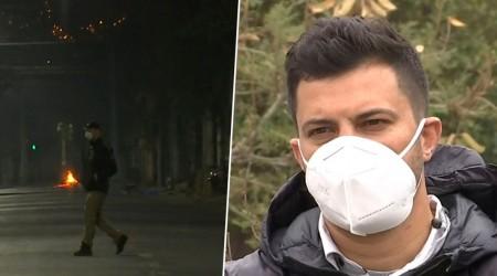 """""""Es como estar insertos en una película de guerra"""": Vecinos de La Legua viven el descontrol narco en pandemia"""