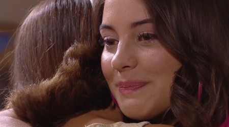 Laura perdonó a Blanca de todas sus mentiras