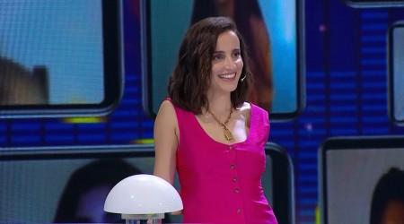 """Me hice famosa"": Camila Hirane recordó anécdota del colegio imitando a Gloria Trevi"