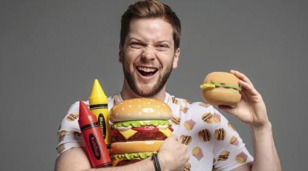 Día de la Hamburguesa: Aprende a preparar en casa una doble cheeseburger