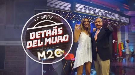 """Revive los mejores momentos de Morandé con Compañía junto al elenco de """"Detrás del Muro"""""""