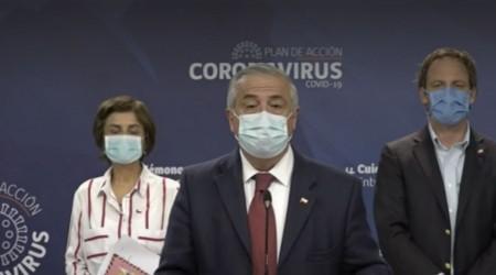 """Autoridades de salud anuncian llegada de nuevos ventiladores mecánicos: """"No vamos a escatimar en recursos"""""""