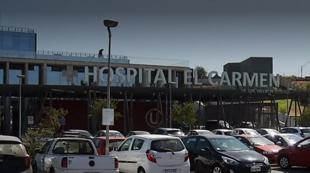 Hospital El Carmen al límite: Profesionales se enfrentan al dilema de la última cama