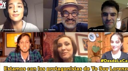 Protagonistas de Yo Soy Lorenzo analizan inédito el inédito final de la teleserie