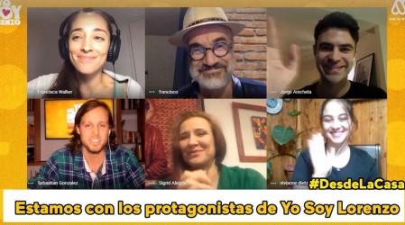 """""""Muchas gracias"""": Protagonista de Yo Soy Lorenzo envían mensaje tras final"""