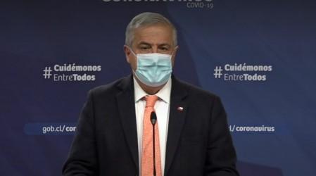 """""""Medidas de cuarentena no están siendo satisfactorias """": El llamado del ministro Mañalich en nuevo balance"""