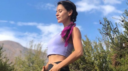 Yoga para todos los cuerpos: Marita García enseña posturas de flujos para la energía vital