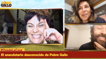 Dayana Amigo recuerda anecdótico primer encuentro con Paola Volpato