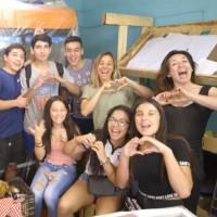 """Mariana le dio identidad y """"Pura Alegría"""" a un nuevo almacén de Quilicura"""
