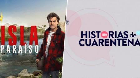 Pequeño actor de Isla Paraíso se incorpora a Historias de Cuarentena