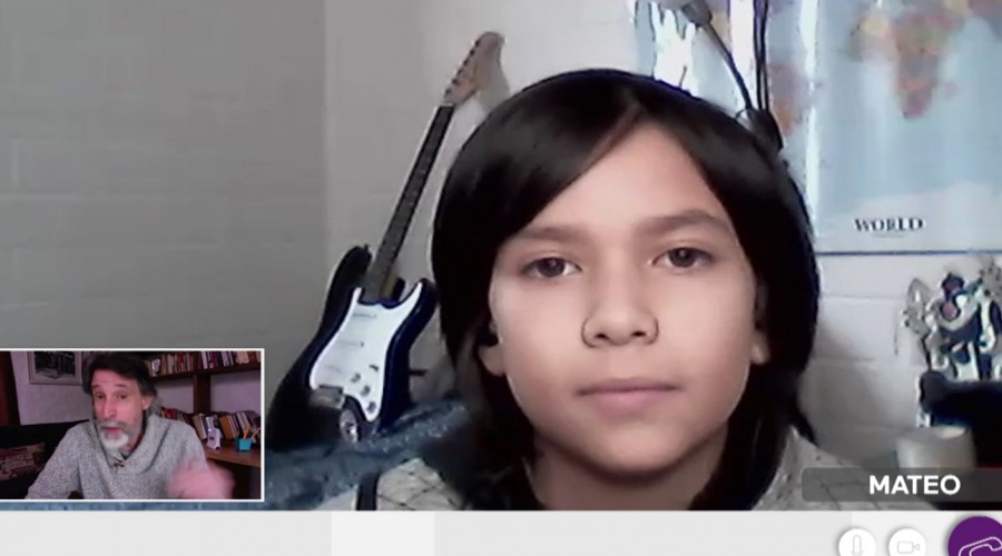 """""""Gran enseñanza para los padres"""": Seguidores empatizan con Mateo tras su aparición en Historias de Cuarentena"""