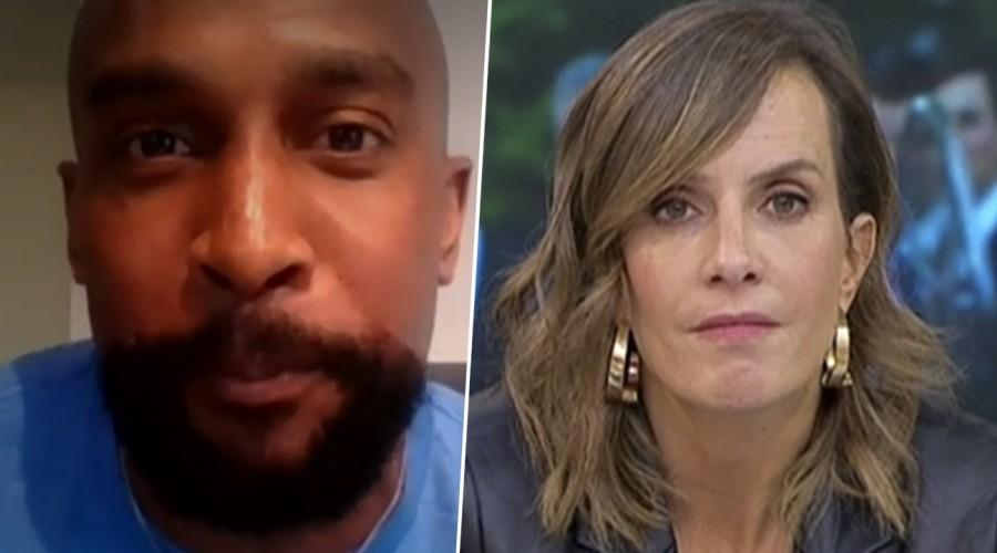 Ex MCC víctima de racismo afirma que le enseñaron a hablar con policías con respeto para no perder la vida