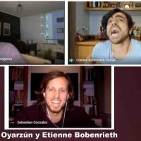 """""""Lo pasé mal"""": Etienne Bobenrieth revela que sufrió surfeando en """"Disfruta la Ruta"""""""