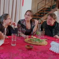 Cuarentones en Cuarentena: Claudia y Rodrigo quedan impactados con confesión de Dani
