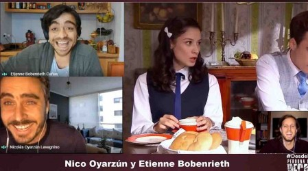 La anécdota de Nico Oyarzún en PNP con la que Etienne Bobenrieth lo sigue molestando