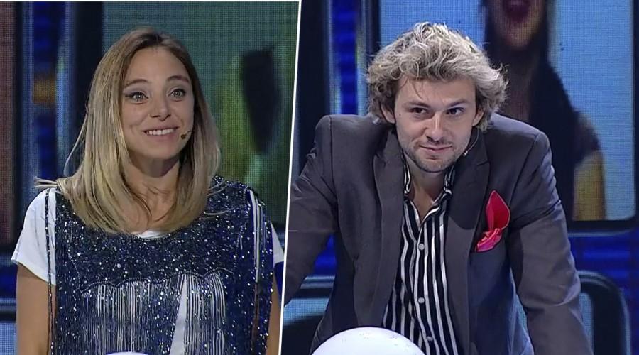 Mariana Derderián y Joaquín Méndez lo dieron todo por sus equipos en Dale Play