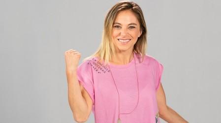 """""""¿Qué canta la Bego?"""": Mariana Derderián se jugó su revancha en #DalePlayLive"""