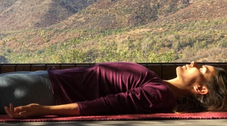 Yoga para todos los cuerpos con Marita García: Relajación profunda por 30 minutos