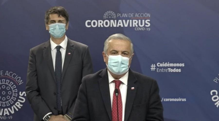 Autoridades de salud sobre detección del Covid-19: Desde esta semana comienza a aplicarse el test de saliva