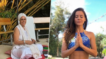"""Yoga para todos los cuerpos: Marita García y Prabhunam Kaur darán especial de """"niñez y pandemia"""""""