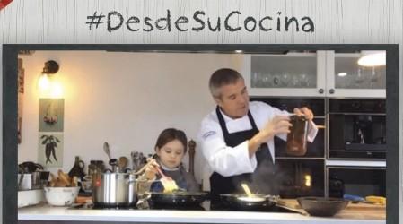 #DesdeSuCocina: Rodrigo Barañao enseña a conservar alimentos con aceite por más de 15 días