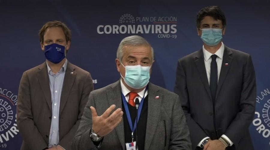 Minsal confirma que contactos estrechos de COVID-19 deben hacer cuarentena pese a resultado del PCR