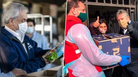 """""""Siempre se debe valorar al Presidente"""": Filtran indicaciones para la entrega de cajas de alimentos"""