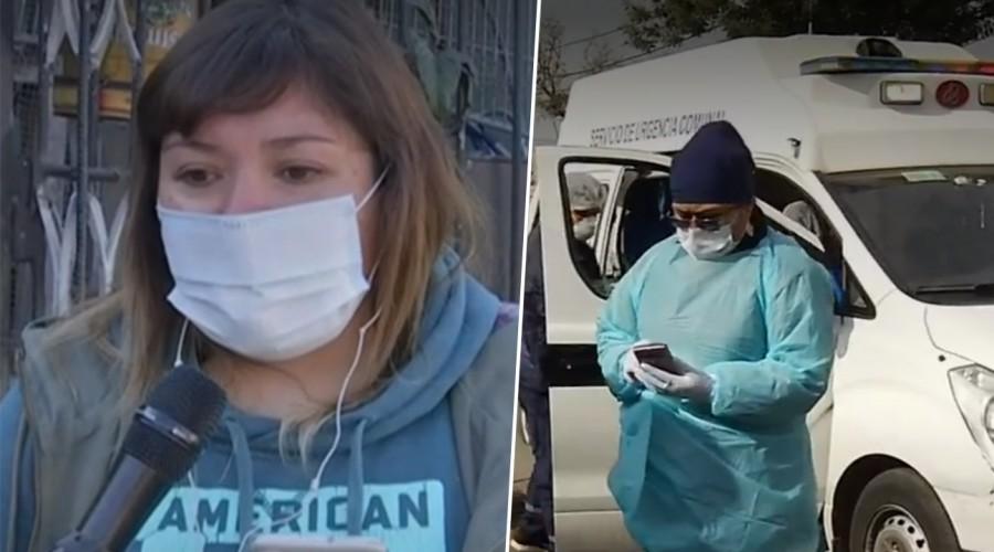 Nieta de abuelitos con Covid-19 denuncia que no los reciben en una residencia sanitaria
