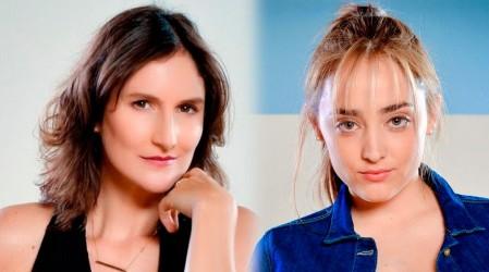 Francisca Imboden y Francisca Walker #DesdeLaCasa nos cuentan detalles de Papá a la deriva