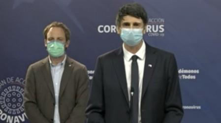 """Ministro de Ciencias sobre coronavirus: """"Una vacuna tardará entre 12 y 18 meses"""""""