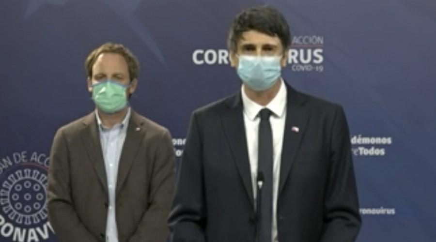 """Ministro de Ciencias en nuevo balance diario por coronavirus: """"Una vacuna tardará entre 12 y 18 meses"""""""