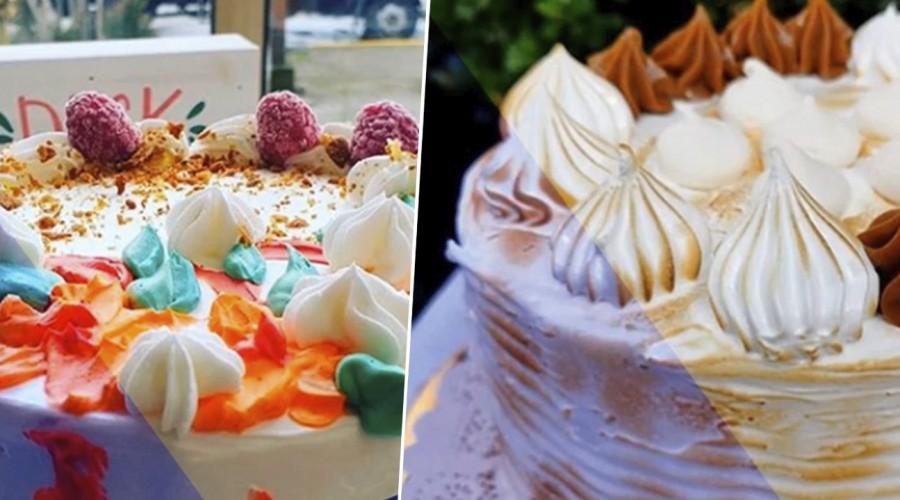 Todo en cóctel dulce: Mira las ofertas gastronómicas de la nueva sección Emprendedores Mega