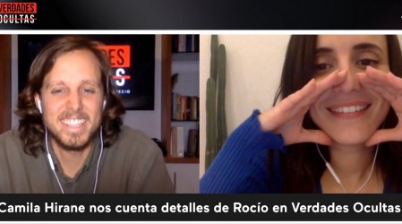 Camila Hirane adelanta detalle de última escena de Rocío con Leonardo