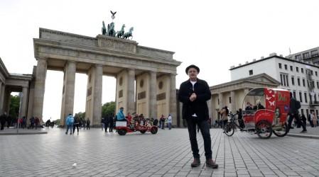 Marcelo Cicali conoció los platos chilenos favoritos de tres compatriotas en Alemania