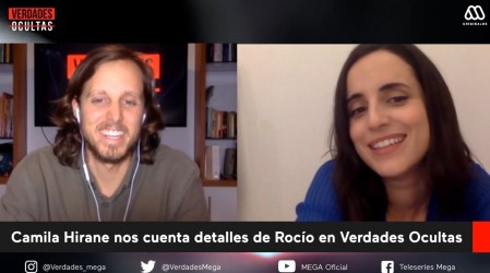 """""""Lo encuentro genial"""": Así reaccionó Camila Hirane a la voz de Rocío Verdugo en el doblaje a español neutro"""