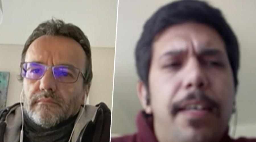 Investigador de Ciper califica de amateur la manera en que se contaban a los fallecidos por Covid-19 en Chile