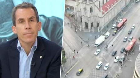 """""""Hay que endurecer las penas"""": Alcalde Alessandri por infractores de cuarentena"""
