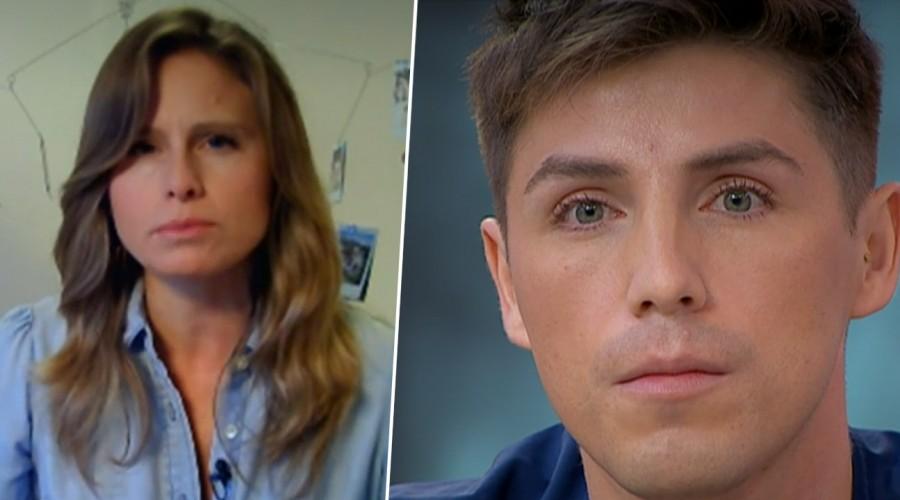 """""""No necesitamos aplausos, necesitamos que te quedes en casa"""": Enfermero que se contagió de Covid-19"""