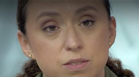 """Doctora del equipo de traslado aéreo de pacientes Covid-19:""""Es una guerra contra un enemigo invisible"""""""