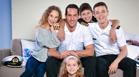 ¿Qué significa para un actor actuar con niños en teleseries? Gonzalo Valenzuela responde #DesdeLaCasa