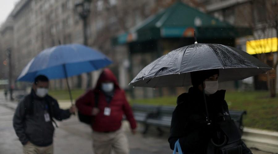 Michelle Adam actualiza efectos del sistema frontal y anuncia que la lluvia seguirá en la zona central