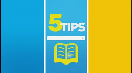 #5Tips: Conoce prácticos consejos de especialistas