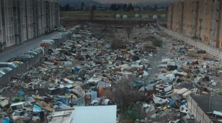 """""""Nadie se hace cargo de nada"""": 300 familias de El Bosque conviven hace cinco años con un basural"""