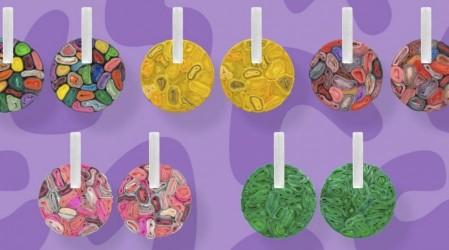Emprendedores Mega: La historia del negocio familiar que transforma el plástico en hermosos accesorios