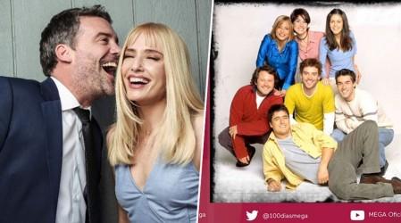 """""""Hace 20 años"""": Mane Swett y Diego Muñoz recuerdan el año y la teleserie en la que se conocieron"""