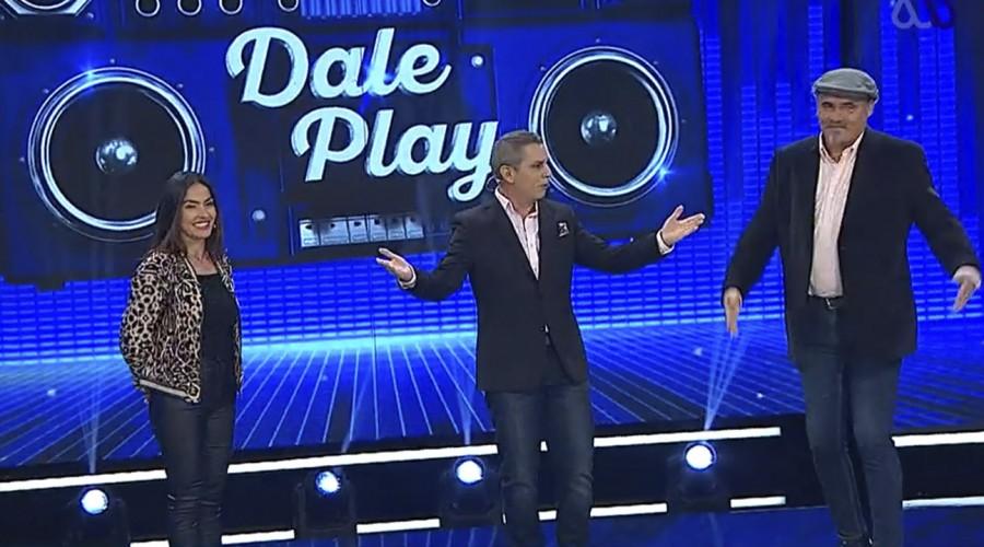 Paul Vásquez y Carmen Gloria Bresky se la jugaron por sus equipos en Dale Play