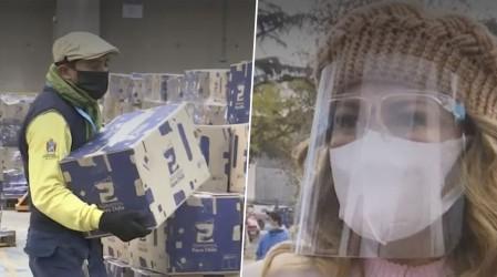Alcaldesa de Maipú denuncia que faltan 20 mil cajas de alimentos para los vecinos de su comuna