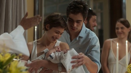 Rosa y Maura dieron a luz a los nuevos integrantes de la familia (Parte 2)