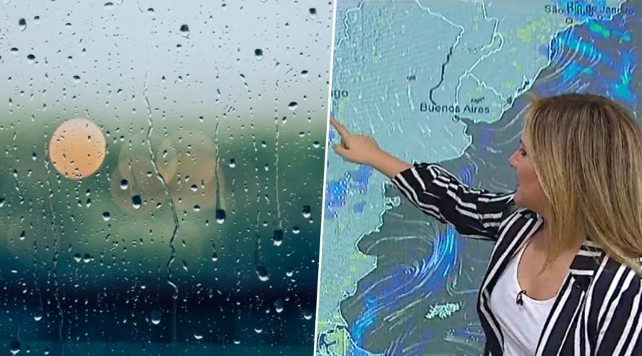 Michelle anuncia lluvia para el miércoles, viernes y sábado en la zona centro: Revisa el pronóstico del tiempo